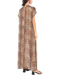 4giveness Beach Dress - Brown
