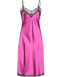 Alexander Wang - 3/4 Length Dress - Lyst