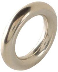 Jil Sander Ring - Mettallic