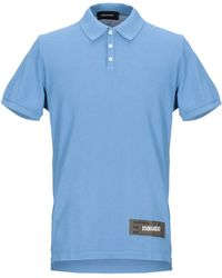 DSquared² Polo Shirt - Blue