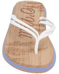 O'neill Sportswear Toe Post Sandals - White