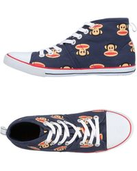 Paul Frank High-tops & Trainers - Blue