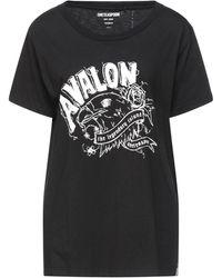 One Teaspoon T-shirts - Schwarz