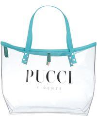 Emilio Pucci Handbag - Blue