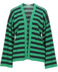 P.A.R.O.S.H. Cardigan - Verde
