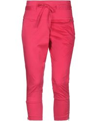 Annarita N. 3/4-length Short - Pink