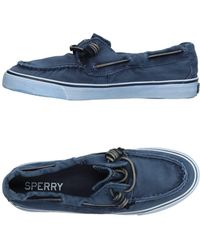Sperry Top-Sider - Bahama Canvas Boat Shoes - Lyst