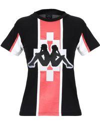 Marcelo Burlon Camiseta - Negro