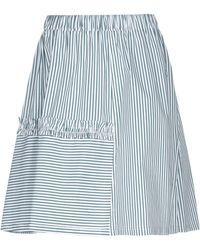 Saucony Knee Length Skirt - Green