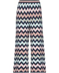 M Missoni Casual Trouser - Pink