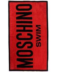Moschino Telo mare - Rosso