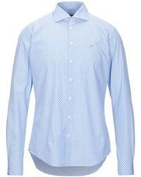 Sun 68 Shirt - Blue