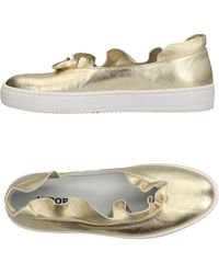 Aurora Low-tops & Sneakers - Metallic
