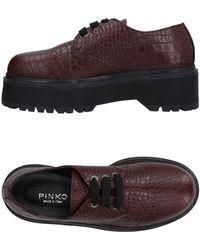 Pinko Zapatos de cordones - Marrón