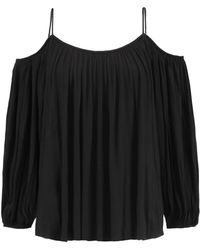 Bailey 44 Blouse - Black