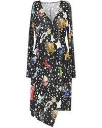 Ultrachic Short Dress - Black