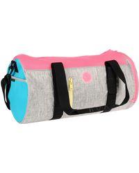 Roxy Travel & Duffel Bag - Grey