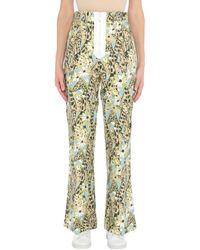 Miu Miu Denim Pants - Multicolor