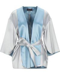 Talbot Runhof Suit Jacket - Blue