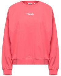 Wrangler Sweatshirt - Pink