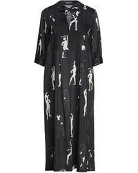5preview Midi Dress - Black