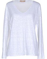 Cruciani T-shirt - White
