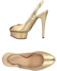 Charlotte Olympia - Pumps - Lyst