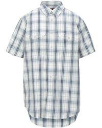 Filson Camisa - Azul