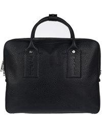 Baldinini Work Bags - Black