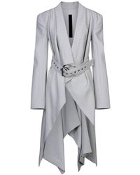 Gareth Pugh Overcoat - Gray
