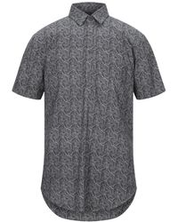 Daniele Alessandrini Homme - Shirt - Lyst
