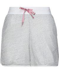 Jijil Shorts & Bermuda Shorts - White