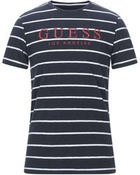 Guess - T-shirt - Lyst
