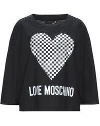 Love Moschino Blusa - Nero
