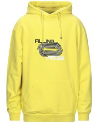 Filling Pieces Sweatshirt - Yellow