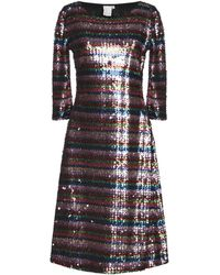 Nolita Knee-length Dress - Pink