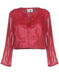 Relish Jacket - Red