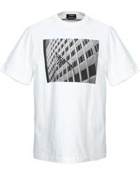 CALVIN KLEIN x ANDY WARHOL T-shirts - Weiß