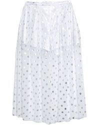 Paskal Pantalones - Blanco