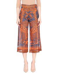 Valentino 3/4-length Pants - Orange