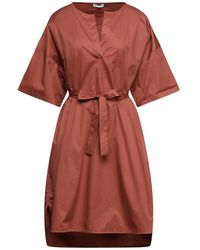 Cappellini By Peserico - Short Dress - Lyst
