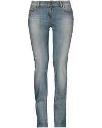 Twin Set - Pantalones vaqueros - Lyst