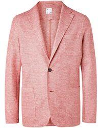 Altea Suit Jacket - Red