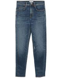 Haikure Denim Pants - Blue