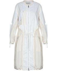 3.1 Phillip Lim Overcoat - White