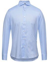 Aquascutum Camicia - Blu