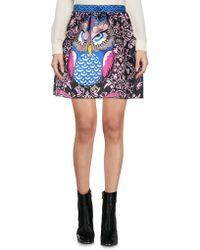 Frankie Morello - Mini Skirts - Lyst