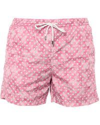 Fiorio Swim Trunks - Pink