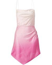 retroféte Vestito corto - Rosa
