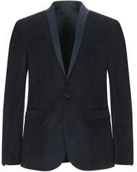 Exibit Suit Jacket - Blue